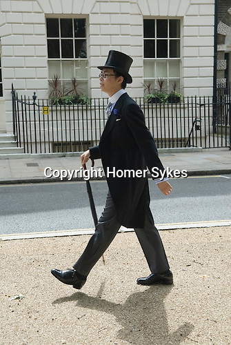 The Chap Olympiad, Bedford Square, London UK.