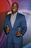 LOS ANGELES - AUG 8:  Akbar Gbaja-Biamila at the NBC TCA Summer 2019 Press Tour at the Beverly Hilton Hotel on August 8, 2019 in Beverly Hills, CA