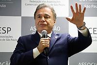 05.07.2018 - Álvaro Dias participa de debate na Associação Comercial em SP