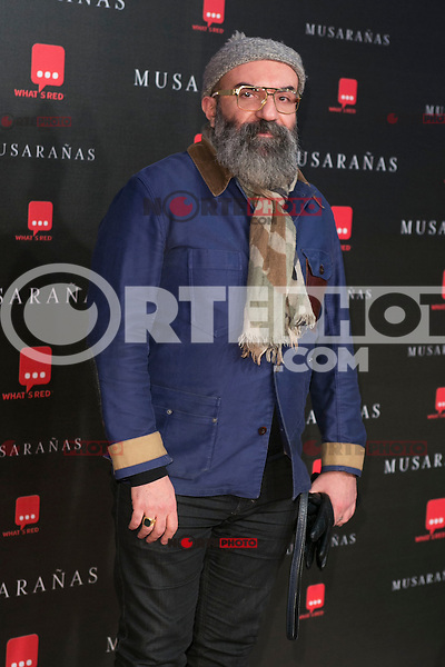 "attend the Premiere of the movie ""Musaranas"" in Madrid, Spain. December 17, 2014. (ALTERPHOTOS/Carlos Dafonte) /NortePhoto /NortePhoto.com"