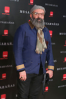 "attend the Premiere of the movie ""Musaranas"" in Madrid, Spain. December 17, 2014. (ALTERPHOTOS/Carlos Dafonte) /NortePhoto /NortePhoto.com"