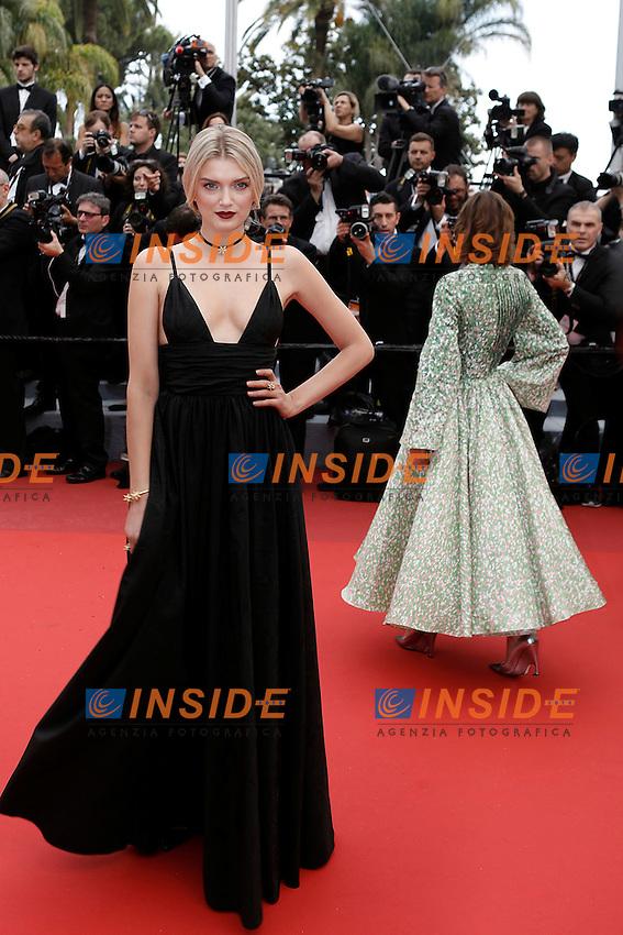 Lily Donaldson<br /> Festival di Cannes 2016 <br /> Foto Panoramic / Insidefoto