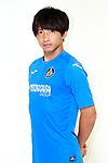 Getafe CF's Gaku Shibasaki during the session of the official photos for the 2017/2018 season. September 19,2017. (ALTERPHOTOS/Acero)