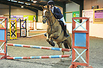 Class 7. Unaffiliated showjumping extravaganza. Brook Farm Training Centre. Essex. UK. 30/12/2018. ~ MANDATORY Credit Garry Bowden/Sportinpictures - NO UNAUTHORISED USE - 07837 394578