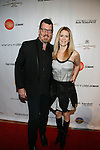 Simon van Kempen and Alex McCord-Arrivals-Boy Meets Girl By Stacy Igel At New York Fashion Week Style360, NY  2/13/13