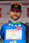 Loic Chetout (FRA) Cofidis Solutions Credits retains the mountains jersey at the end of Stage 2 of the Route d'Occitanie 2019, running 187.7km from Labruguière to Martres-Tolosane, France. 21st June 2019<br /> Picture: Colin Flockton | Cyclefile<br /> All photos usage must carry mandatory copyright credit (© Cyclefile | Colin Flockton)