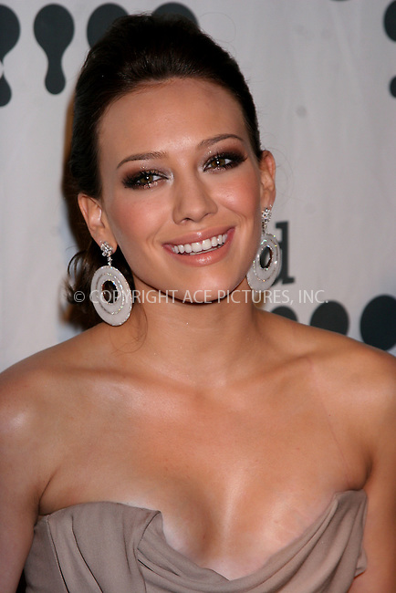 WWW.ACEPIXS.COM . . . . .  ....March 26, 2007. New York City.....Hilary Duff arrives at the 18th Annual GLAAD Media Awards held at the Marriott Marquis Hotel.....Please byline: JOHN WARD - ACEPIXS.COM.... *** ***..Ace Pictures, Inc:  ..Philip Vaughan  (646) 769 0430..e-mail: info@acepixs.com..web: http://www.acepixs.com