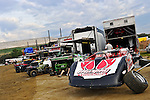 Feb 07, 2011; 3:56:18 PM; Gibsonton, FL., USA; The Lucas Oil Dirt Late Model Racing Series running The 35th annual Dart WinterNationals at East Bay Raceway Park.  Mandatory Credit: (thesportswire.net)