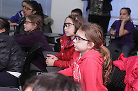 New York University outreach program to introduce 3rd, 4th, and 5th grade students to science in the physics and chemistry departments. Tom Carberry.