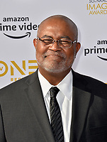 LOS ANGELES, CA. March 30, 2019: Ron Stallworth at the 50th NAACP Image Awards.<br /> Picture: Paul Smith/Featureflash