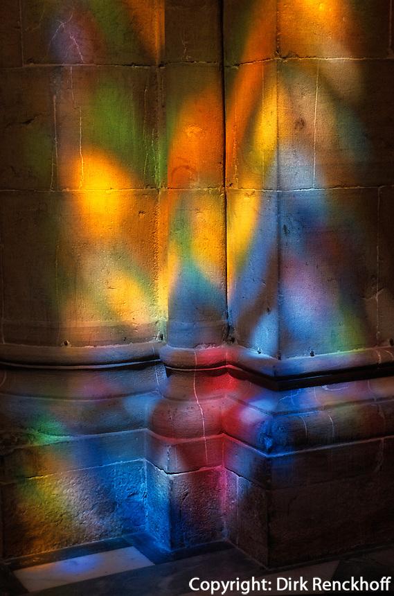 in der Kirche Santa Maria Novella, Florenz, Toskana, Italien, Unesco-Weltkulturerbe
