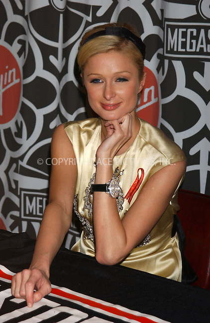 "WWW.ACEPIXS.COM . . . . .....December 1 2005, New York City....Paris Hilton signs copies of her new book ""Your Heiress Diaries - Confess it all to me"" at the Virgin Megastore in Times Square.......  ....Please byline: Kristin Callahan - ACEPIXS.COM.... *** ***..Ace Pictures, Inc:  ..Philip Vaughan (212) 243-8787 or (646) 769 0430..e-mail: info@acepixs.com..web: http://www.acepixs.com"