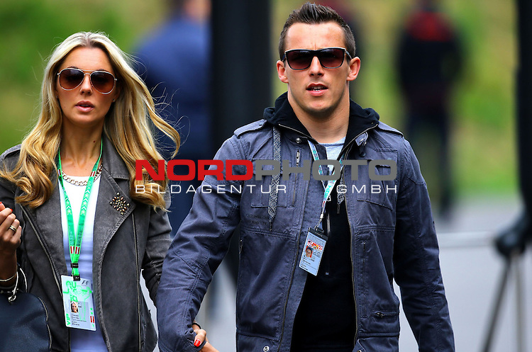 Christian Klien [AUT]<br /> for the complete Middle East, Austria &amp; Germany Media usage only!<br />  Foto &copy; nph / Mathis