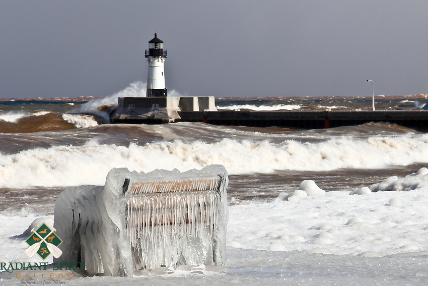 &quot;Lake Superior Storm&quot;<br />