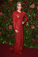 Cush Jumbo<br /> arriving for the Evening Standard Theatre Awards 2019, London.<br /> <br /> ©Ash Knotek  D3539 24/11/2019