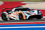 PWC racers in action during the Pirelli World Challenge race at the Circuit of the Americas race track in Austin,Texas.