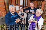 NEW CAMERA CLUB: Cois Lí Camera Club has just been set up in Tralee and is welcoming new members. Pictured are: Pat Herlihy, Trish O'Brien, Neville Sayers and Elaine Van Keulen.
