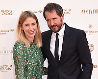 Sally Scott, Bertie Carvel at The Old Vic Bicentenary Ball held at The Old Vic, The Cut, Lambeth, London, England, UK on Sunday13 May 2018.<br /> CAP/MV<br /> &copy;Matilda Vee/Capital Pictures