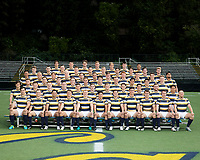 BERKELEY, CA - Aprl 5, 2017: Cal Rugby Team Photo at Witter Rugby Field.