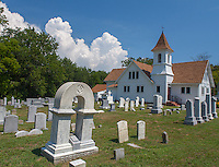 Quantico, Maryland<br /> Historic St. Philip's Episcopal Church (1845)