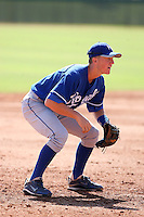 Alex McClure - Kansas City Royals - 2010 Instructional League.Photo by:  Bill Mitchell/Four Seam Images..