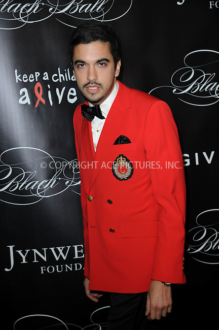 WWW.ACEPIXS.COM <br /> November 7, 2013 New York City<br /> <br /> DJ Cassidy attending Keep A Child Alive's 10th Annual Black Ball at Hammerstein Ballroom on November 7, 2013 in New York City.<br /> <br /> Please byline: Kristin Callahan  <br /> <br /> ACEPIXS.COM<br /> Ace Pictures, Inc<br /> tel: (212) 243 8787 or (646) 769 0430<br /> e-mail: info@acepixs.com<br /> web: http://www.acepixs.com