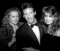 Terri Shields Calviin Klein Brooke Shields 1981<br /> Photo By Adam Scull/PHOTOlink.net