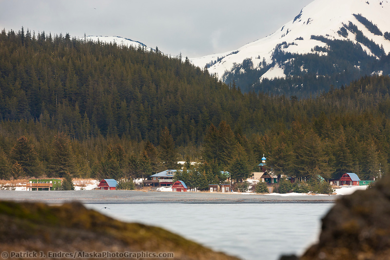 Native Village of Nuuciq, Hinchinbrook Island, Prince William Sound, Alaska