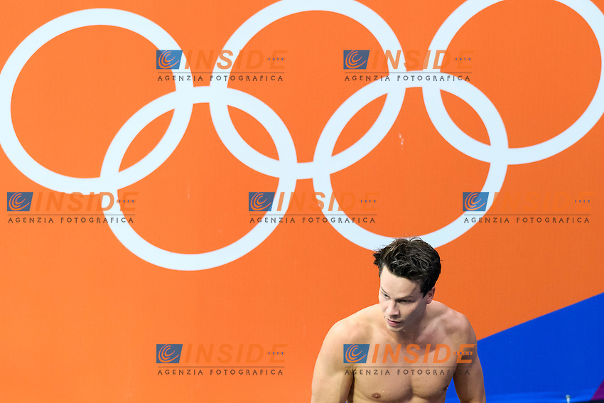 HAUSDING Patrick GER <br /> Rio de Janeiro 15-08-2016 Maria Lenka Aquatics Center  <br /> Men's 3m Springboard Preliminaries <br /> Diving Tuffi <br /> Foto Andrea Staccioli / Deepbluemedia /Insidefoto