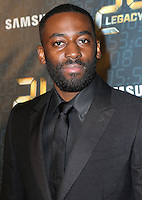 www.acepixs.com<br /> <br /> January 30 2017, New York City<br /> <br /> Actor Ashley Thomas arriving at the premiere of the TV series '24: Legacy' on January 30 2017 in New York City<br /> <br /> By Line: Nancy Rivera/ACE Pictures<br /> <br /> <br /> ACE Pictures Inc<br /> Tel: 6467670430<br /> Email: info@acepixs.com<br /> www.acepixs.com