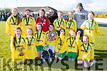 The Killarney Celtic team that won the u12 Sheild Cup final in Mastergeeha on Friday evening