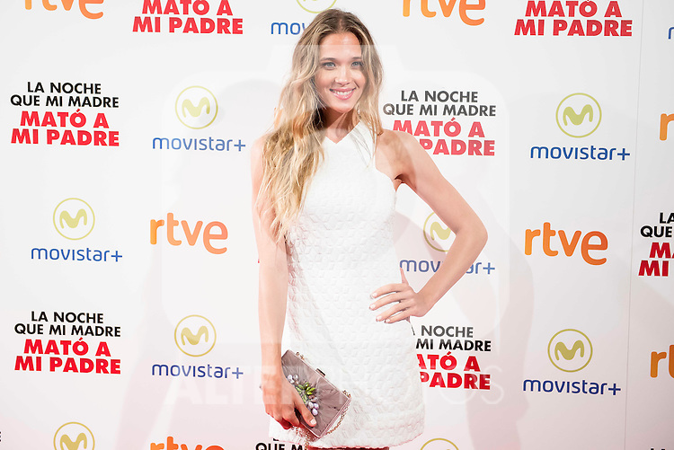"Patricia Montero during the presentation of the spanish film ""La noche que mi Madre mato a mi Padre"" at Palacio de la Prensa in Madrid. April 27,2016. (ALTERPHOTOS/Borja B.Hojas)"