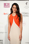 Macarena Garcia attends the `Union de actores Awards´ ceremony in Madrid, Spain. March 14, 2016. (ALTERPHOTOS/Victor Blanco)