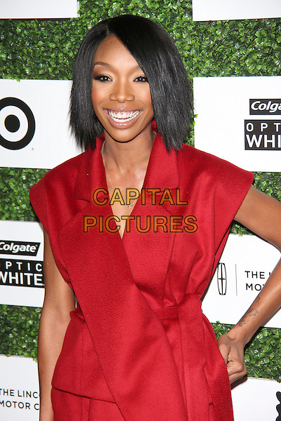 BEVERLY HILLS, CA - FEBRUARY 27:  Brandy Norwood attends the 7th annual ESSENCE Black Women In Hollywood luncheon at Beverly Hills Hotel on February 27, 2014 in Beverly Hills, California, USA.<br /> CAP/MPI/mpi99<br /> &copy;mpi99/MediaPunch/Capital Pictures