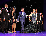 As The World Turns' Judson Mills and Deborah Cox star in the North American Premiere at the opening night of The Bodyguard The Musical at the Paper Mill Playhouse December 4 running until January 1, 2107.  (Photo by Sue Coflin/Max Photos)