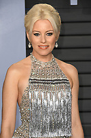 04 March 2018 - Los Angeles, California - Elizabeth Banks. 2018 Vanity Fair Oscar Party hosted following the 90th Academy Awards held at the Wallis Annenberg Center for the Performing Arts. <br /> CAP/ADM/BT<br /> &copy;BT/ADM/Capital Pictures