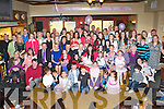 Erica McCarthy, Park Road Killarney celebrated her christening with her parents Sharon O'Riordan and Michael McCarthy, her big sister Hailey and family and friends in the Killarney Heights Hotel on Saturday ........