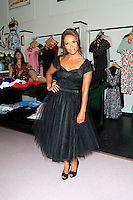 LOS ANGELES - AUG 3: Lesley-Ann Brandt at the opening of the 'Pinup Girl Boutique' on August 3, 2012 in Burbank, California
