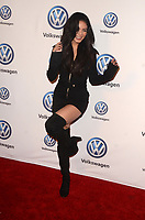 LOS ANGELES - NOV 30:  Vanessa Hudgens at the Volkswagen's Annual Holiday Drive-In on the Goya Studios on November 30, 2018 in Los Angeles, CA