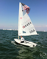 2011 Laser Radial Youth Worlds