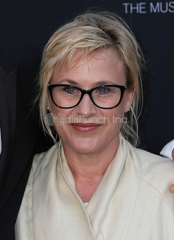LOS ANGELES, CA - MAY 14: Patricia Arquette arrives at the MOCA Gala 2016 at The Geffen Contemporary at MOCA on May 14, 2016 in Los Angeles, California. Credit: Parisa/MediaPunch.