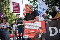 2016/06/05 Politik | CETA & TTIP-Protest vor SPD-Konvent