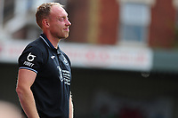 Steve Cooper Head Coach of Swansea City in action during the pre season friendly match between Exeter City and Swansea City at St James Park in Exeter, England, UK. Saturday, 20 July 2019