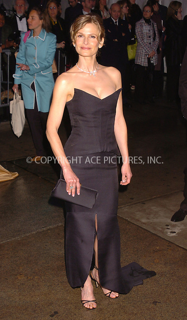 Kyra Sedgwick arrived at the Costume Institute Gala celebrating 'Dangerous liaisons: Fashion and Furniture in the 18th Century' at the Metropolitan Museum on the Upper East Side of Manhattan. New York City. April 26 2004. Please byline: AJ SOKALNER/ACE Pictures.   ..*PAY-PER-USE*      ....IMPORTANT: Please note that our old trade name, NEW YORK PHOTO PRESS (NYPP), is replaced by new name, ACE PICTURES. New York Photo Press and ACE Pictures are owned by All Celebrity Entertainment, Inc.......All Celebrity Entertainment, Inc:  ..contact: Alecsey Boldeskul (646) 267-6913 ..Philip Vaughan (646) 769-0430..e-mail: info@nyphotopress.com