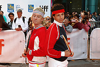 Tim League and Tom Quinn attending the 'Borg/McEnroe' premiere during the 42nd Toronto International Film Festival at Thomson Hall on September 07, 2017  in Toronto, Canada