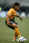 19 May 2004: Cobi Jones during the first half. Los Angeles Galaxy defeated DC United 4-2 at RFK Stadium in Washington, DC during a regular season Major League Soccer game..
