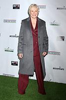 LOS ANGELES - FEB 21:  Glenn Close at the 2019 Oscar Wilde Awards at the Bad Robot on February 21, 2019 in Santa Monica, CA