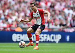 Cedric Soares of Southampton during the FA cup semi-final match at Wembley Stadium, London. Picture date 22nd April, 2018. Picture credit should read: Robin Parker/Sportimage