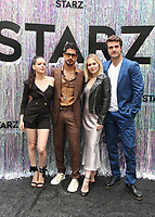 CENTURY CITY, CA - June 2: Roxane Mesquida, Avan Jogia, Kelli Berglund, Beau Mirchoff, at Starz FYC 2019 — Where Creativity, Culture and Conversations Collide at The Atrium At Westfield Century City in Century City, California on June 2, 2019. <br /> CAP/MPIFS<br /> ©MPIFS/Capital Pictures