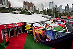 The Sevens Village and Hexagon Suite  - HSBC Hong Kong 7s 2016